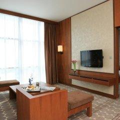 Отель Yas Island Rotana 4* Люкс с различными типами кроватей фото 2