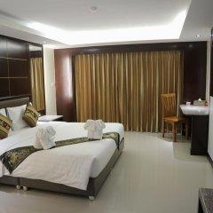 Отель Achada Beach Pattaya 3* Улучшенный номер с различными типами кроватей
