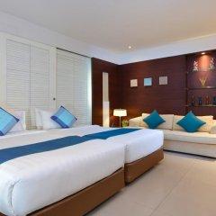 Отель Centre Point Pratunam 4* Президентский люкс с разными типами кроватей фото 5