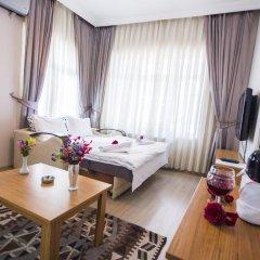 Апартаменты Feyza Apartments Студия Делюкс с различными типами кроватей фото 21