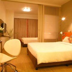 Отель Citadines Central Xi'an Студия с 2 отдельными кроватями фото 2