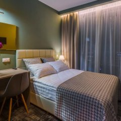 Мини-Отель Панорама Сити 3* Стандартный номер с различными типами кроватей фото 3