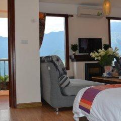 Sapa Elite Hotel 3* Стандартный номер с различными типами кроватей фото 2