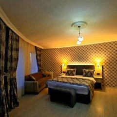 Avalon Altes Hotel Семейный люкс с двуспальной кроватью
