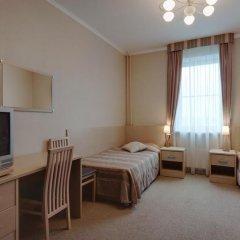 Гостиница Вояж Парк (гостиница Велотрек) 2* Стандартный номер с различными типами кроватей фото 6