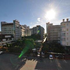 Апартаменты M.Tasdemir Apartment парковка