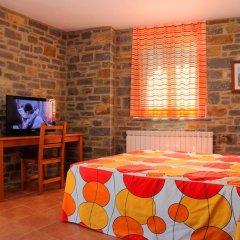 Отель Casas Rurales Pirineo Испания, Аинса - отзывы, цены и фото номеров - забронировать отель Casas Rurales Pirineo онлайн интерьер отеля