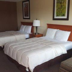 Отель Budget Host Platte Valley Inn 2* Стандартный номер с двуспальной кроватью фото 3