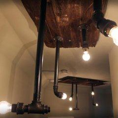 Gspusi Bar Hostel Кровать в общем номере с двухъярусной кроватью фото 10