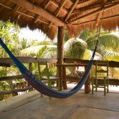 Отель Posada del Sol Tulum 3* Стандартный номер с различными типами кроватей фото 10