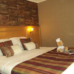 Отель Hallmark Inn Manchester South 3* Улучшенный номер с различными типами кроватей фото 3