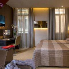 Hotel Condotti 3* Номер Делюкс с двуспальной кроватью фото 2