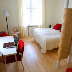 Boutique Hotel Yöpuu 4* Стандартный номер фото 3