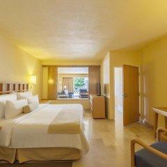 Отель Fiesta Americana Acapulco Villas 4* Стандартный номер с различными типами кроватей фото 4