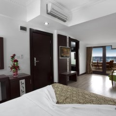 Sea Side Hotel 2* Люкс с различными типами кроватей фото 3