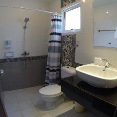 Patong Mansion Hotel 3* Улучшенный номер двуспальная кровать фото 3