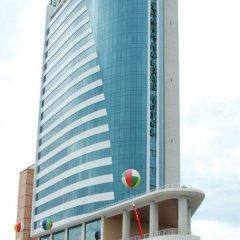 Muong Thanh Grand Ha Long Hotel 4* Номер Делюкс с различными типами кроватей фото 13