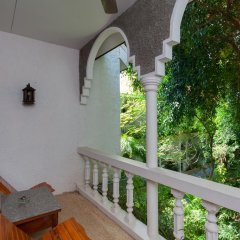 Отель Tropica Bungalow Resort балкон