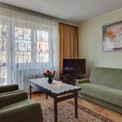 Отель Dom Aktora 3* Студия с различными типами кроватей фото 8