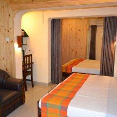 Отель Morning Star Guest House 3* Стандартный номер с различными типами кроватей фото 5