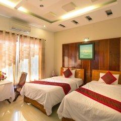 Отель Hoang Thu Homestay 2* Номер Делюкс с различными типами кроватей фото 4