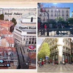 Отель Hostal Luz Испания, Мадрид - 7 отзывов об отеле, цены и фото номеров - забронировать отель Hostal Luz онлайн городской автобус