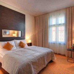 Clarion Hotel Prague City 4* Улучшенный номер с различными типами кроватей фото 2