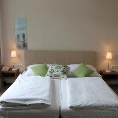 Отель Villa Am Schlosspark 3* Стандартный номер фото 8