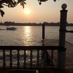 Отель Hemadan Шри-Ланка, Бентота - отзывы, цены и фото номеров - забронировать отель Hemadan онлайн приотельная территория фото 2