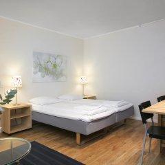 Hotel Copenhagen Apartments 2* Студия с различными типами кроватей фото 4
