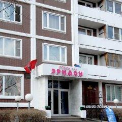 Гостиница Aparthotel Eridan Улучшенные апартаменты с разными типами кроватей фото 7