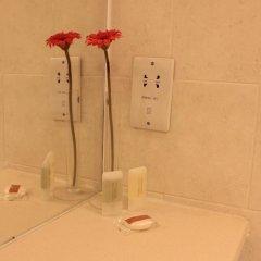 Апартаменты Atana Apartments 4* Студия Делюкс с двуспальной кроватью фото 9