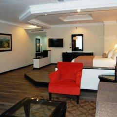 Grand Tikal Futura Hotel 4* Номер Делюкс с различными типами кроватей фото 3