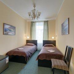 Мини-отель МВ-отель Стандартный номер с 2 отдельными кроватями фото 7