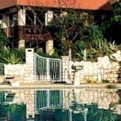 Отель Clairvallon Франция, Ницца - отзывы, цены и фото номеров - забронировать отель Clairvallon онлайн бассейн