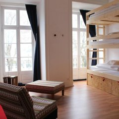 Lookout Lisbon Hostel комната для гостей фото 3