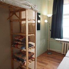 Отель Amber Rooms Стандартный номер с двуспальной кроватью (общая ванная комната) фото 10