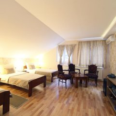 Отель Rooms Konak Mikan 2* Стандартный номер с различными типами кроватей фото 20