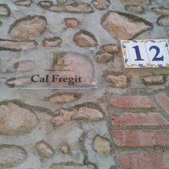 Отель Cal Fregit сауна