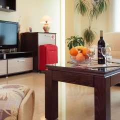 Отель Bright House 3* Улучшенные апартаменты с различными типами кроватей фото 9