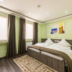Отель Bürgerhofhotel 3* Стандартный номер с двуспальной кроватью фото 10