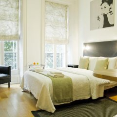 Апартаменты Studios 2 Let Serviced Apartments - Cartwright Gardens Студия с различными типами кроватей фото 16