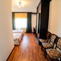 Гостиница Виноградная лоза Улучшенный номер с 2 отдельными кроватями фото 5