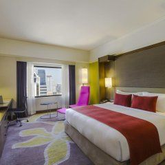 Отель Crowne Plaza Lumpini Park 5* Стандартный номер фото 7