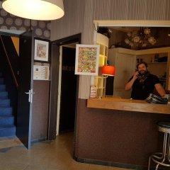 Отель Hostel Galia Бельгия, Брюссель - отзывы, цены и фото номеров - забронировать отель Hostel Galia онлайн интерьер отеля фото 2