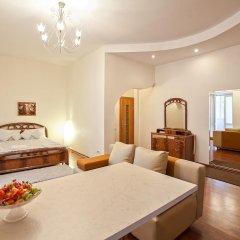 Апартаменты Miracle Apartments Арбатская Студия с разными типами кроватей