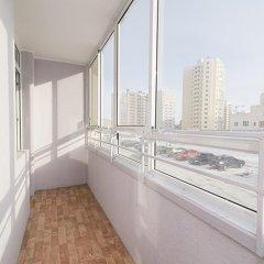 Апартаменты Comfort Apartment Екатеринбург балкон