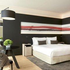 Отель Marriott Lyon Cité Internationale 4* Полулюкс с различными типами кроватей фото 2