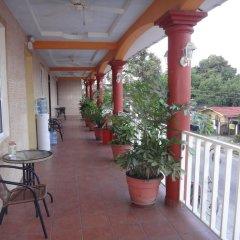 Hotel Casa Inn Del Valle балкон