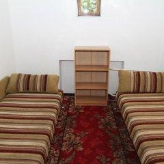 Хостел Столичный Экспресс Кровать в общем номере с двухъярусной кроватью фото 9